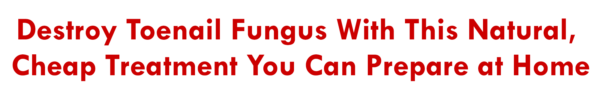 The truth about fungus